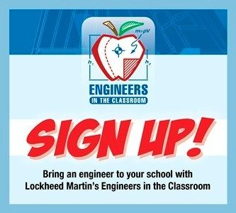 Sign Up for Engineeers in the Classroom