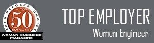 Top Employer Women Engineer