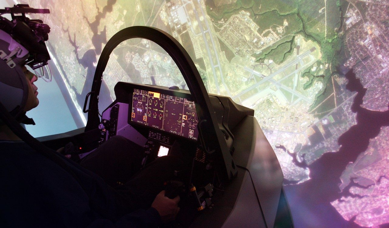 F-35 LIGHTNING II TRAINING SYSTEMS