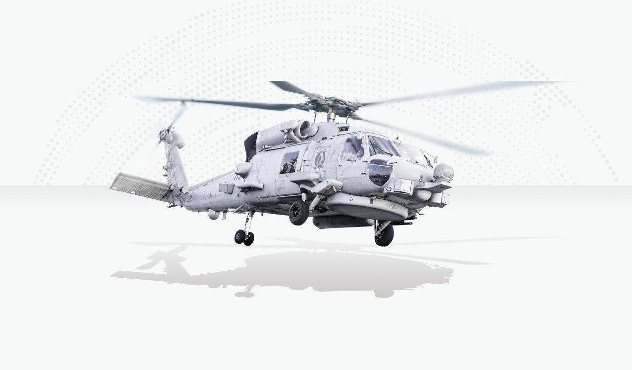 MH-60R SEAHAWK® Helicopter